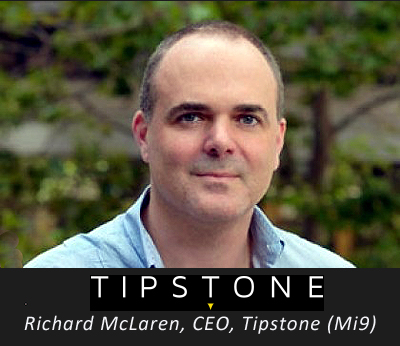 Richard McLaren-Tipstone CEO