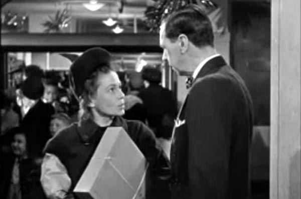 Thelma Ritter as the harassed mother