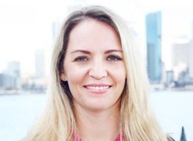 Jo Gains, Country Manager ANZ, Krux Digital