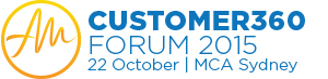 Customer 360 Forum 2015