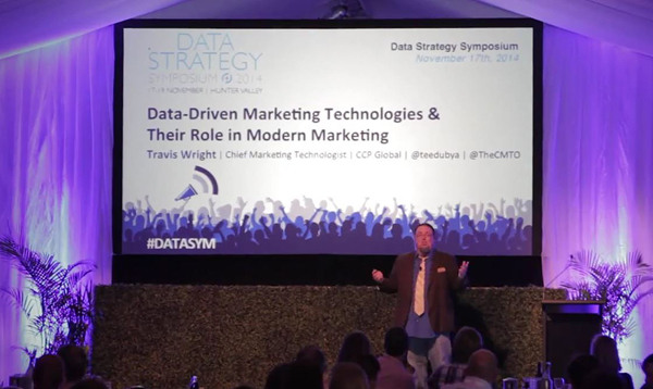 Data-driven marketing technologies