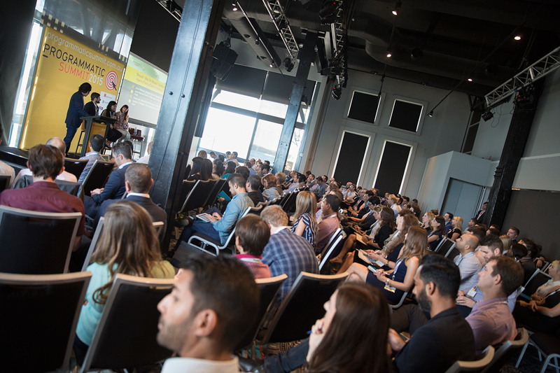 Programmatic Summit Audience